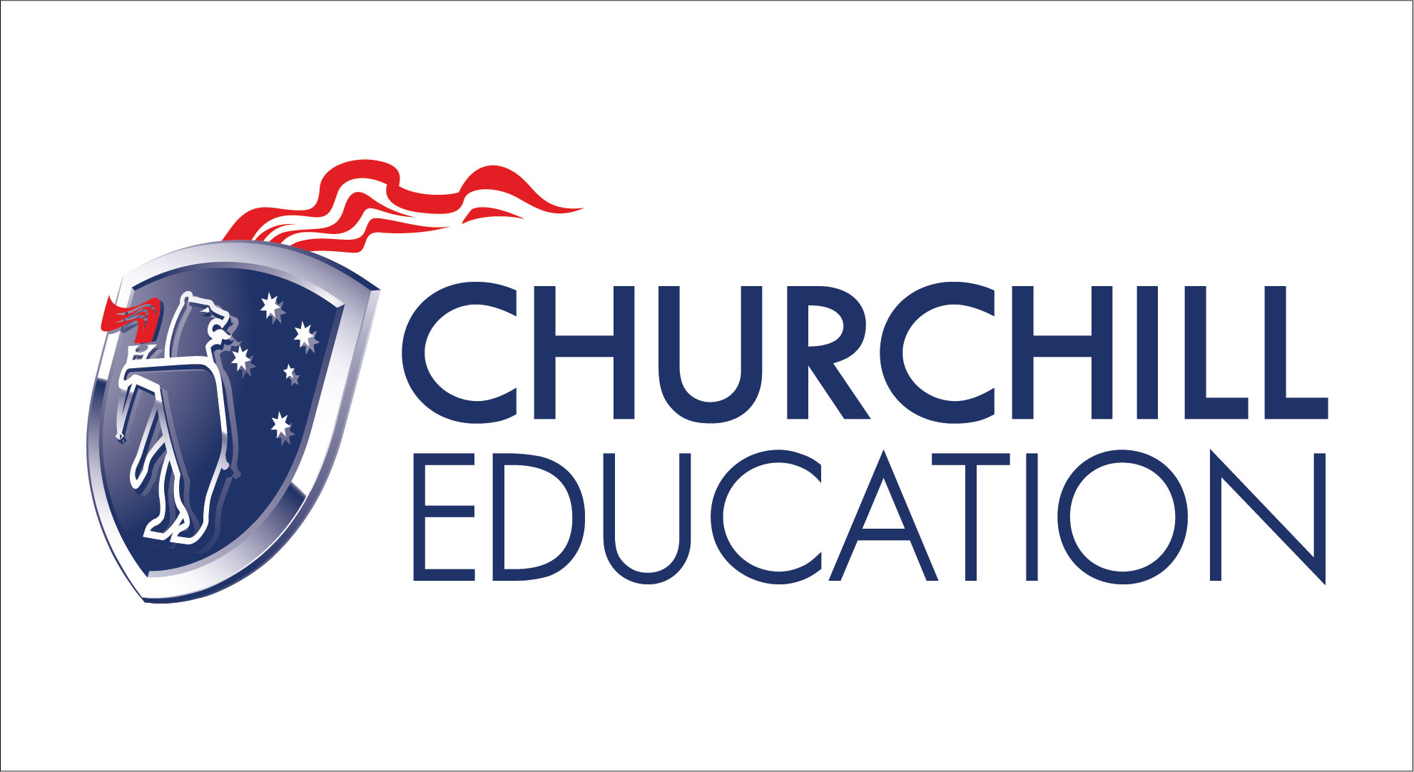 Churchill Education Logo Online
