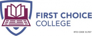 First Choice College Logo RTO code