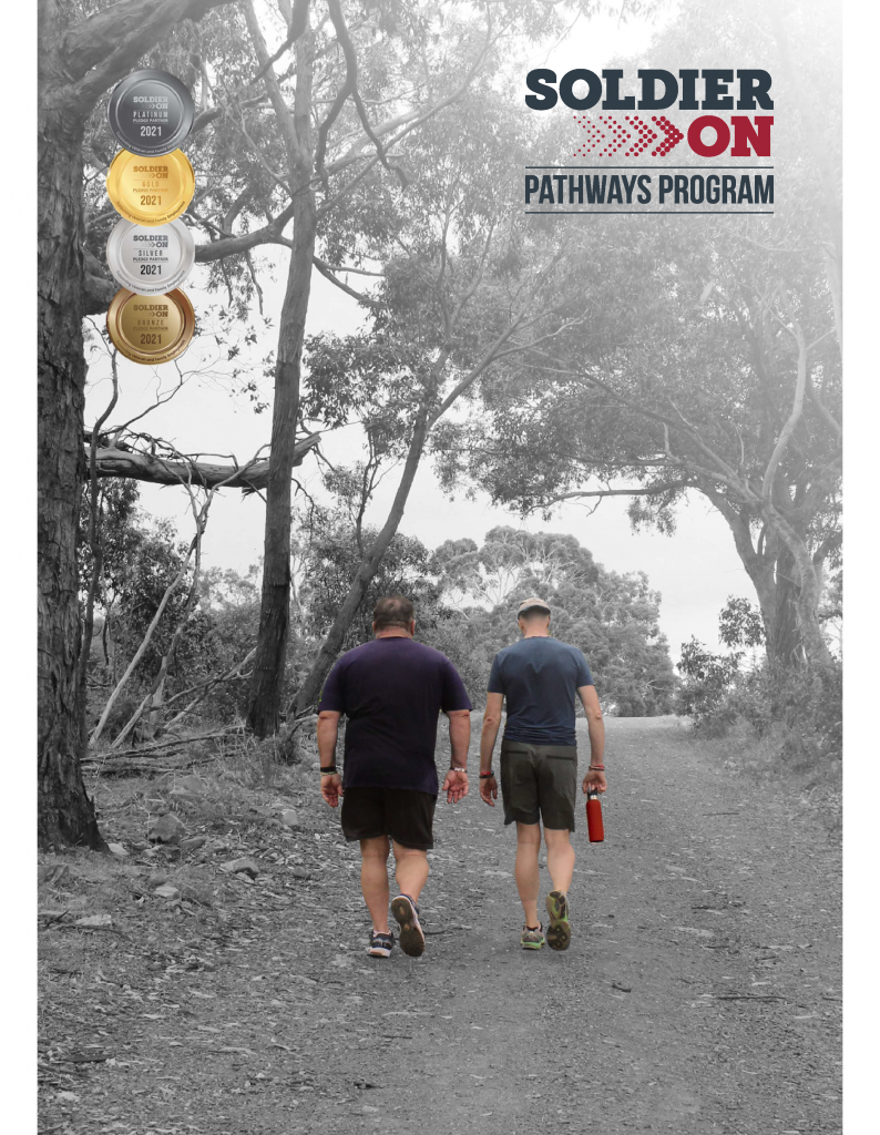 Pathways Program Front Page 2021